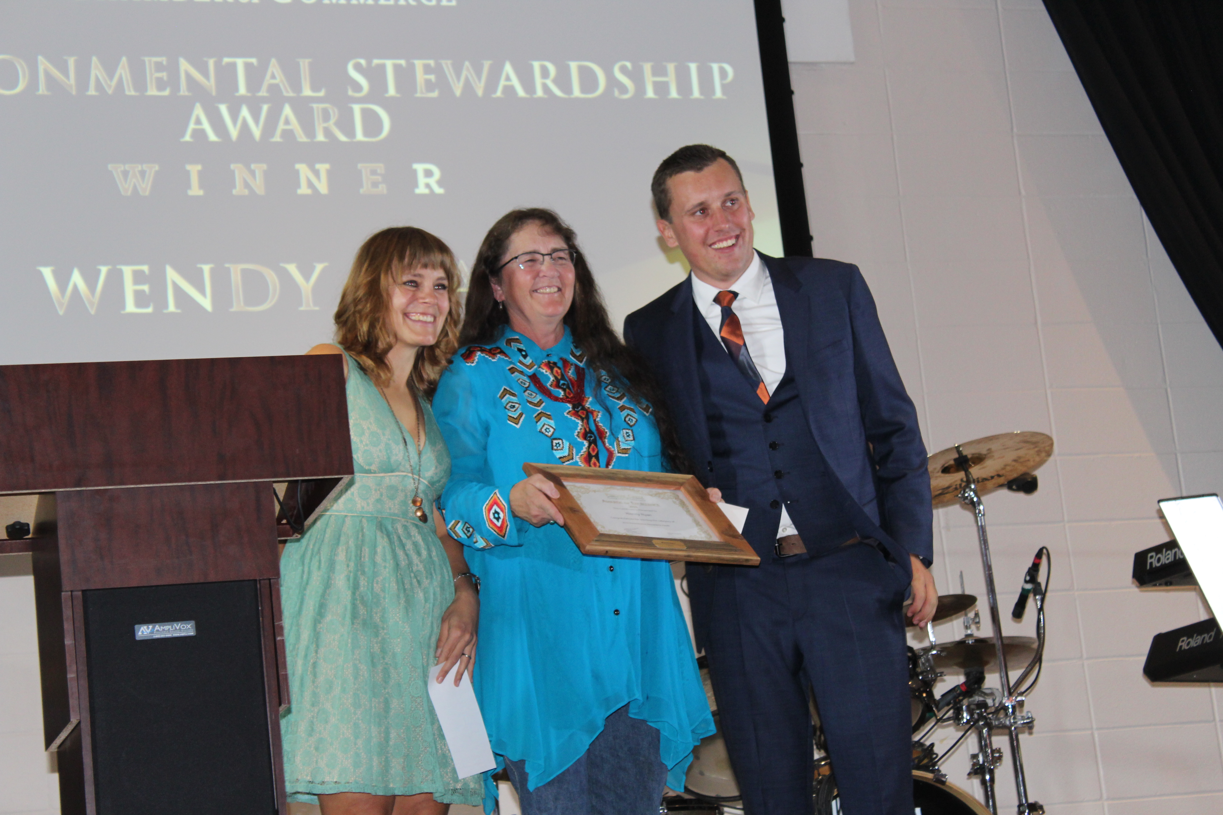 Wendy Ryan Environmental Stweartship Award